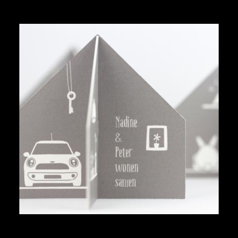 Verhuiskaart Peter Nadine